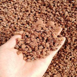 供应生物滤料各种型号火山岩 红火山石 黑火山石
