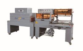 供应L型热收缩包装机  高速边封封切机 薄膜热收缩包装机
