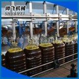 三合一液体灌装机 油灌装机  食用油灌装机