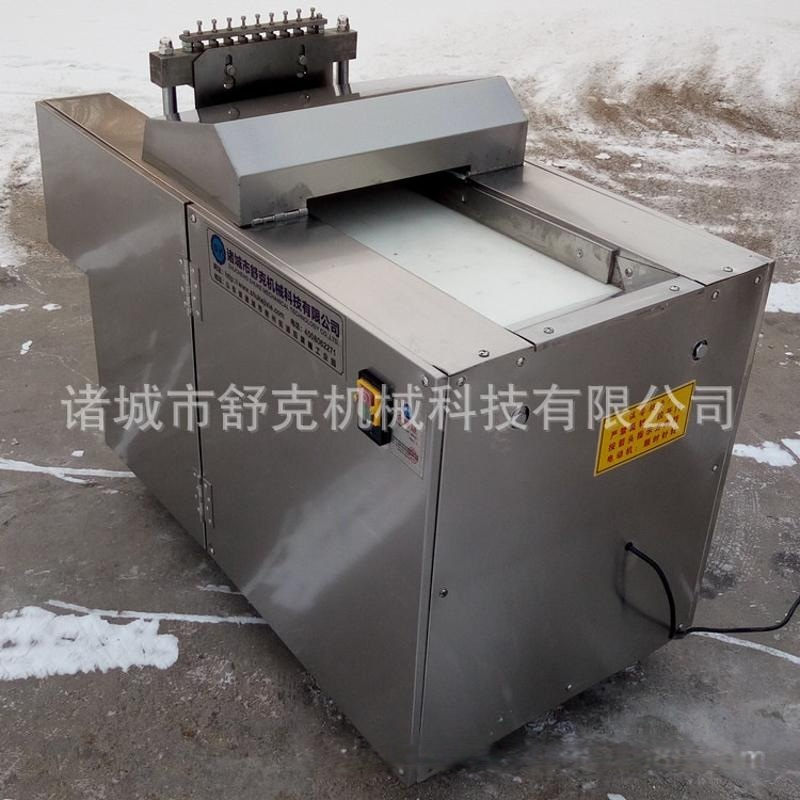 制药厂使用切鹅肝机器 可定制 食品级原材料 质保一年 全自动切丁