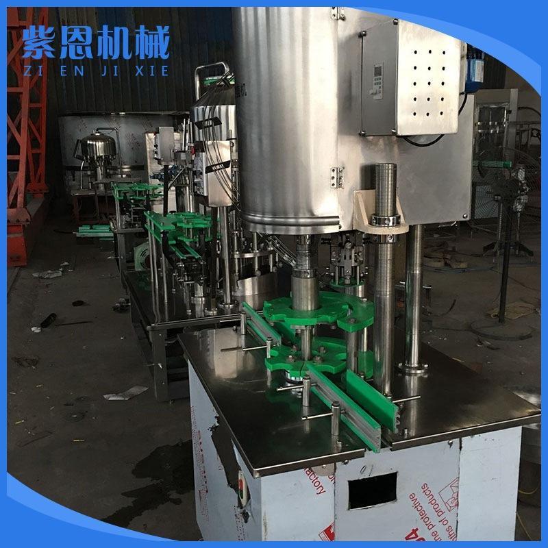 厂家直销小瓶水灌装生产线 饮料灌装机