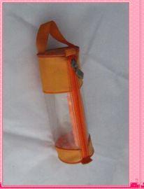 批发供应 PVC植绒笔套,PVC笔袋