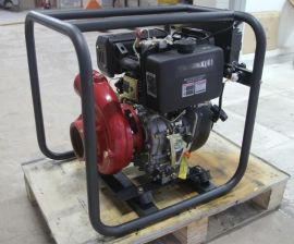 萨登SADEN 4寸柴油自吸铁泵 DS100XE
