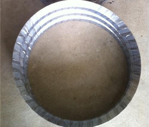 閥門壓蓋用增強石墨自密封圈