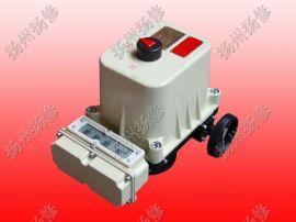 供应扬修2SDQB6-6部分回转阀门电动装置