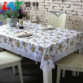 家用PVC餐桌台布