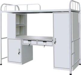 HL1001公寓床(双层组合床)