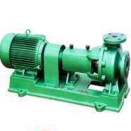IHF单级单吸式 塑料合金化工离心泵
