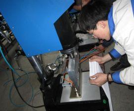 无锡尼可超声波滤棉焊接设备