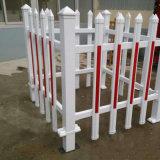 庭院塑钢栅栏/PVC院墙护栏
