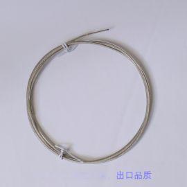 不鏽鋼包PVC鋼絲繩,不鏽鋼304包透明膠