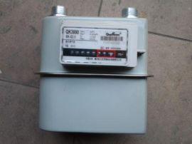 BK-G2.5膜式燃气表 用燃气表 ,G6皮膜表