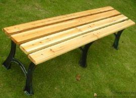 戶外休閒長椅,鑄鐵公園凳