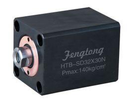 丰通HTB-SD32*20N油压薄型缸轴向单轴配管式
