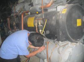 中山江门珠海开利日立约克麦克威尔特灵中央空调安装维修
