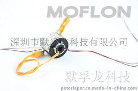 360度旋转连接器 过孔式25.4mm系列导电滑环 集电环 汇流环