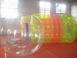 采用进口透明加膜聚醚TPU充气滚筒,外加防护网透气通风