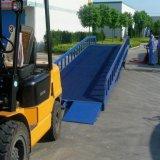 甘肃集装箱装卸货台移动登车桥厂家装卸货登车桥设备