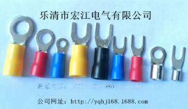 【厂家直销】 优质叉形预绝缘端子 接线端头 接头 U型端子 接插件 接线片