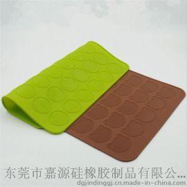 硅胶烘培烤垫 马卡龙烤垫 烤箱垫