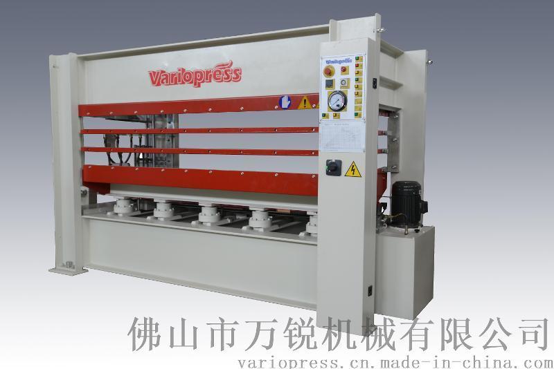 variopress熱壓機 木門熱壓機 智慧熱壓機 木工