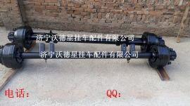 厂家批发各种规格农用车桥 工程车轴总成 拖车车桥系统