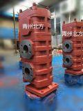 青州北方液压机械厂生产徐工QY25E吊车三联泵CBKP80/63/32型号价格产地
