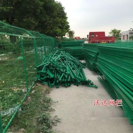 边框护栏网 工厂农场场地围栏 河道隔离栅