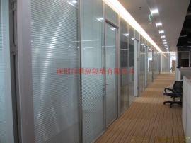 深圳雅隔80-100款铝合金玻璃隔断