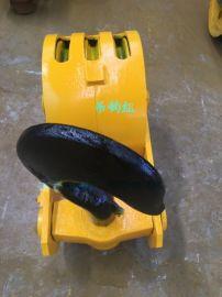 厂家直销亚重50T带加轮半封吊钩组,起重专用吊具