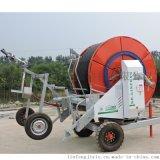 山东河北直销JP75卷盘绞盘式喷灌机大型农业机械设备