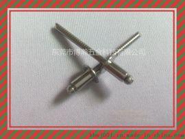 GB12618开口型圆头不锈钢抽芯铆钉