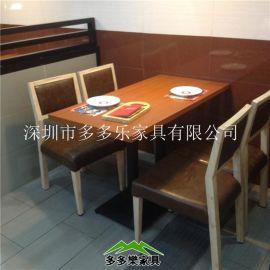 **餐厅桌子 生产厂家 家具全国定做 木质餐桌