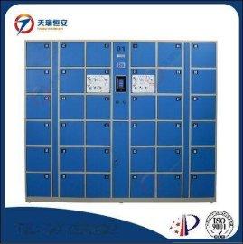 北京廠家直銷人臉識別寄存櫃物證櫃更衣櫃TRH-RL24安全性高