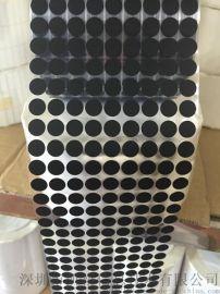 黑色PI耐高温标签聚酰亚胺耐高温标签生产厂家10*10mm SMT黑色高温条码纸PCB线路板耐高温标贴