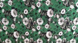 精梳棉氨纶活性/涂料印花布