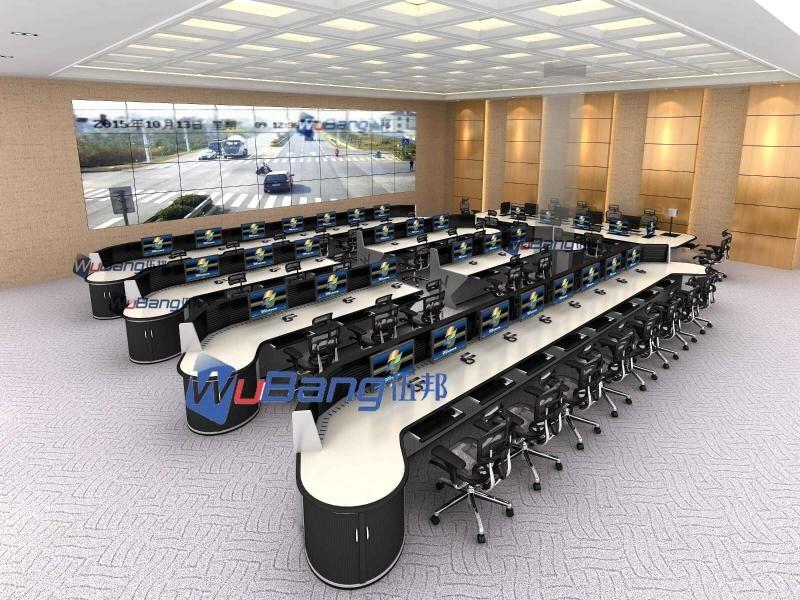 指挥中心调度台厂家 控制台厂家 接警台指挥席生产厂家
