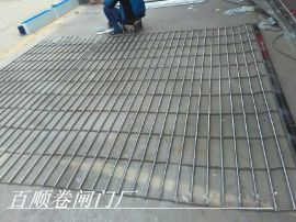 郑州不锈钢卷闸门厂家|不锈钢通花卷帘门|不锈钢水晶卷帘门