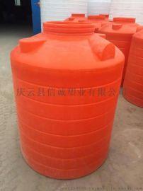 1吨塑料储罐1立方塑料桶