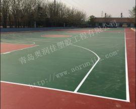 丙烯酸篮球场地面-硅pu网球场篮球场