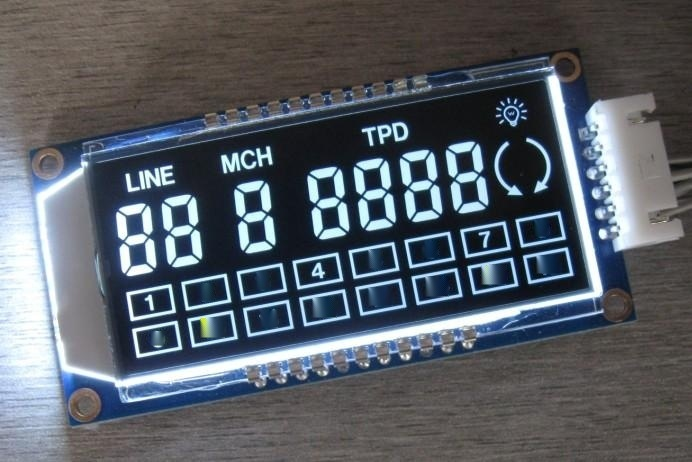 定製型段式液晶顯示屏
