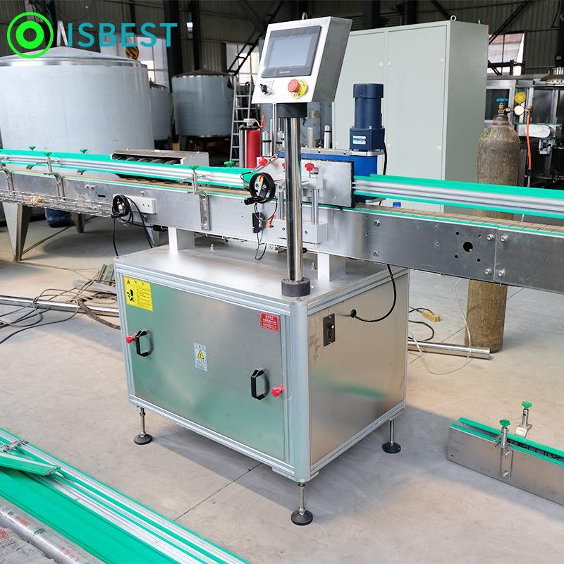 厂家直销多功能全自动双面贴标机定制平面不干胶贴标机流水线定做