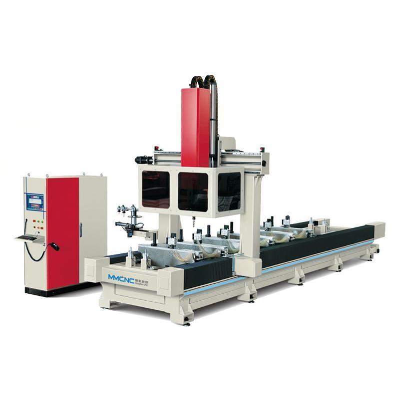 【廠家直銷】明美 鋁型材五軸數控加工中心 龍門加工中心質保一年