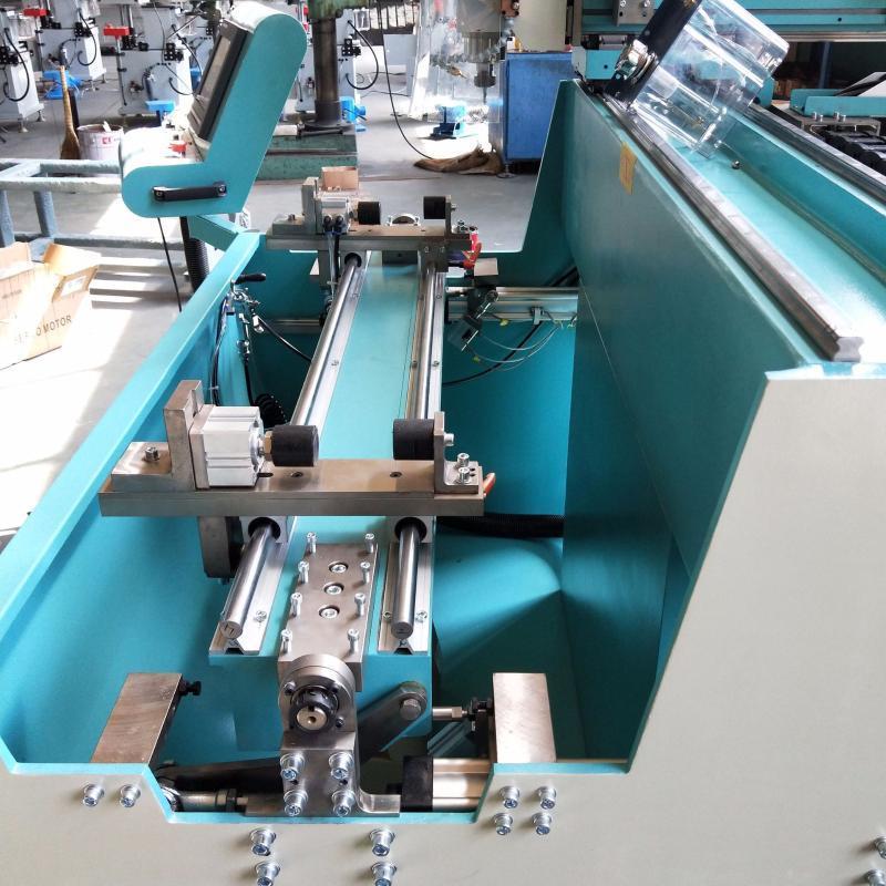 铝型材数控钻铣床汽车配件加工设备旋转门加工设备