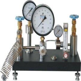 PR160浮标式氧气吸入器校验台