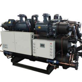供应食品饮料机械螺杆冷冻机组 工业冷水机厂家  制冷机组厂家