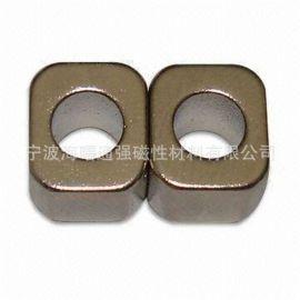 厂家热销钕铁硼磁铁 箱包配件圆形强力磁铁 文具开关永磁铁 N35