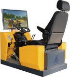 西南地区供应翰林科技装载机叉车操作教学仪HLZC-011-32