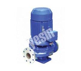 厂家直供 经久耐用ISG立式管道离心泵 不锈钢污水泵批发