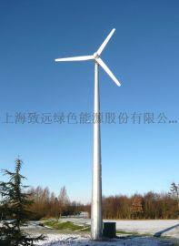 上海致遠100kW風力發電機組併網系統